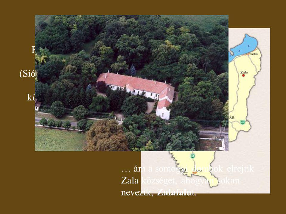 Forgalmas főutak, a Balaton (Siófok, Balatonföldvár) és Kaposvár közelében fekszik…