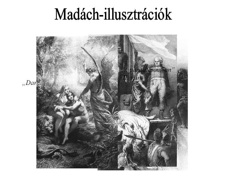 Madách-illusztrációk