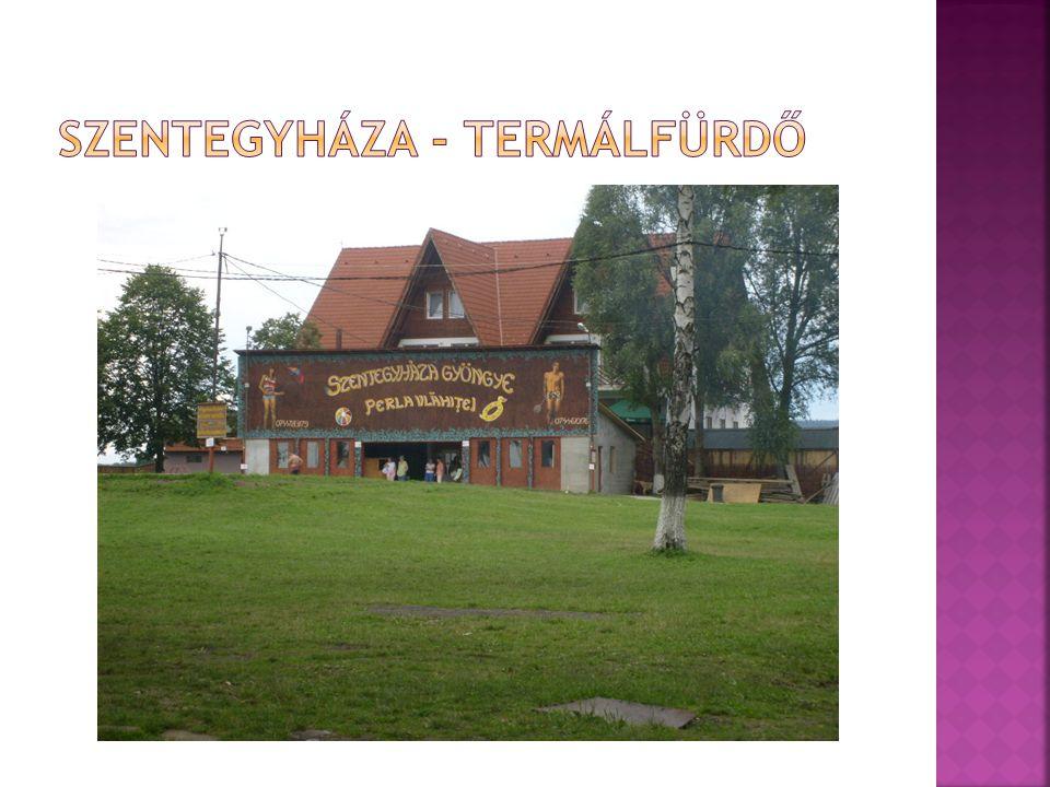 Szentegyháza - termálfürdő