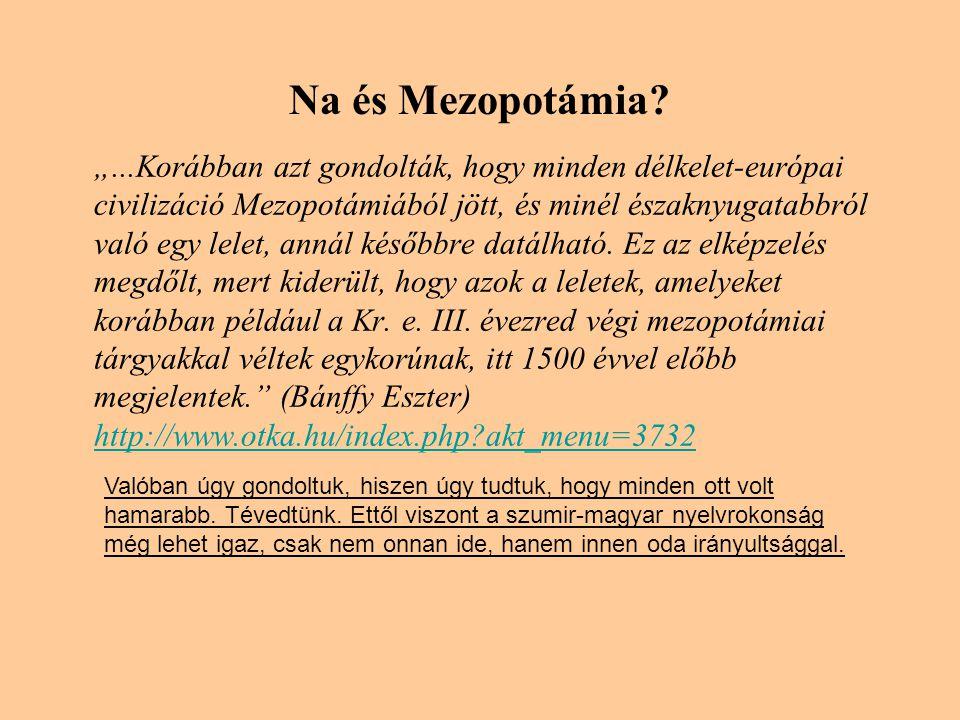 Na és Mezopotámia