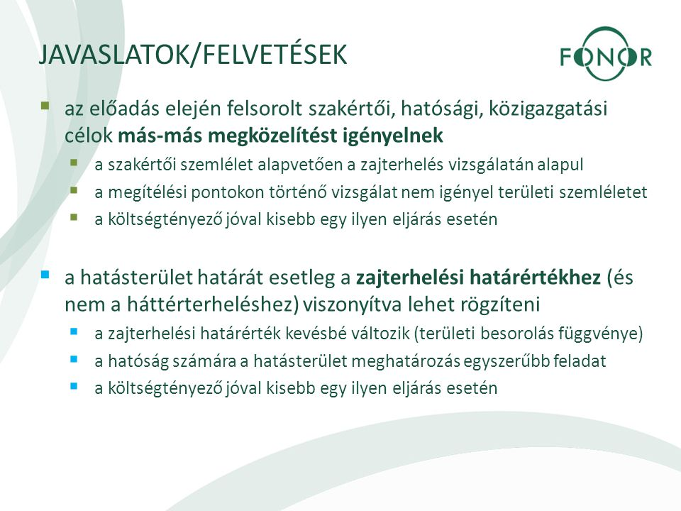 JAVASLATOK/FELVETÉSEK