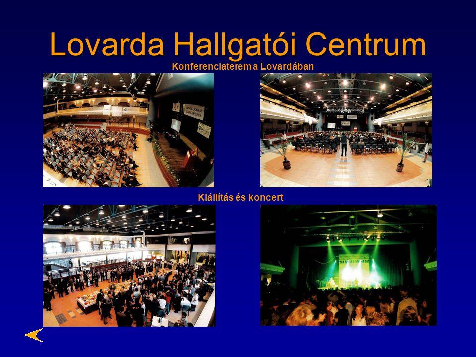 Lovarda Hallgatói Centrum