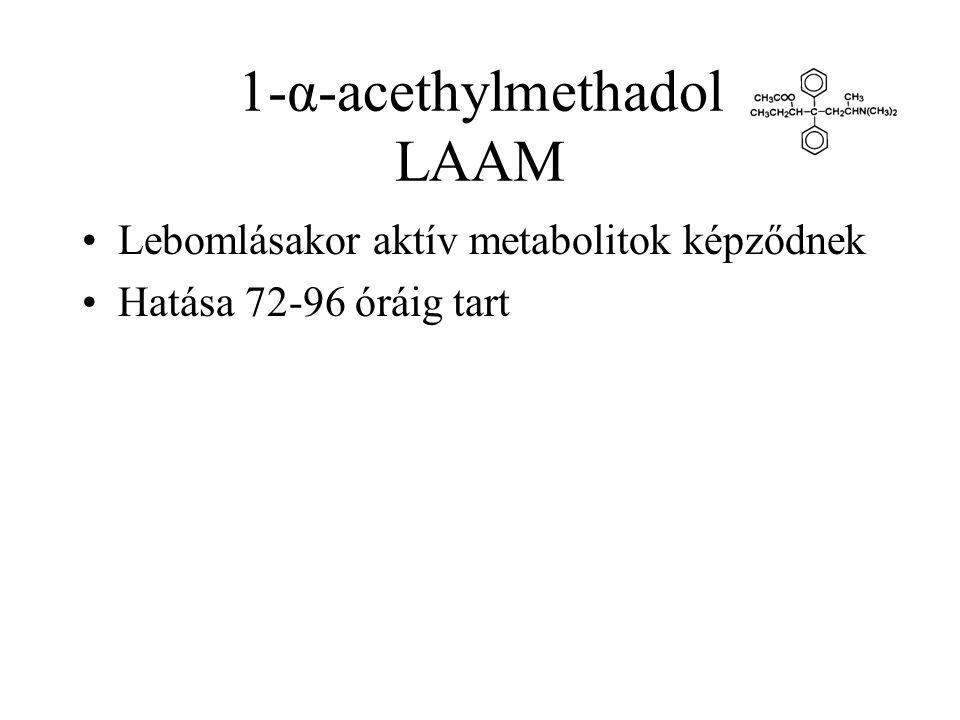 1-α-acethylmethadol LAAM