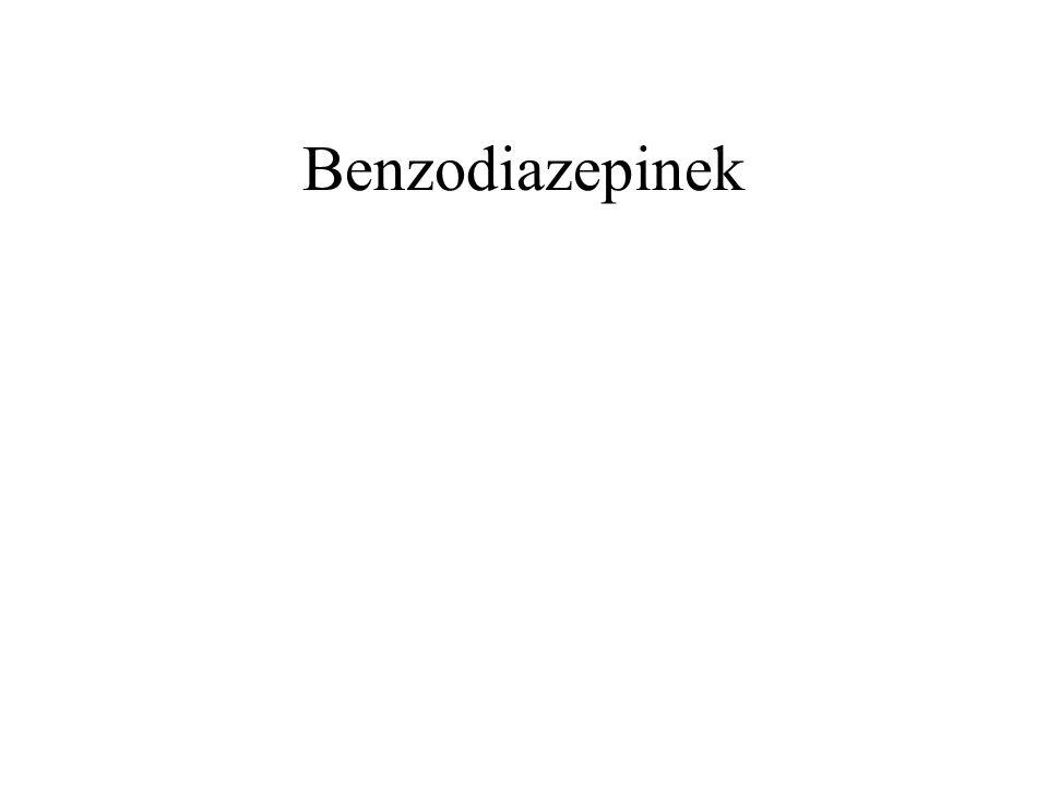 Benzodiazepinek