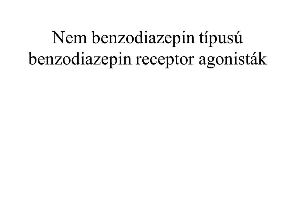 Nem benzodiazepin típusú benzodiazepin receptor agonisták