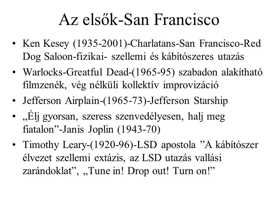 Az elsők-San Francisco