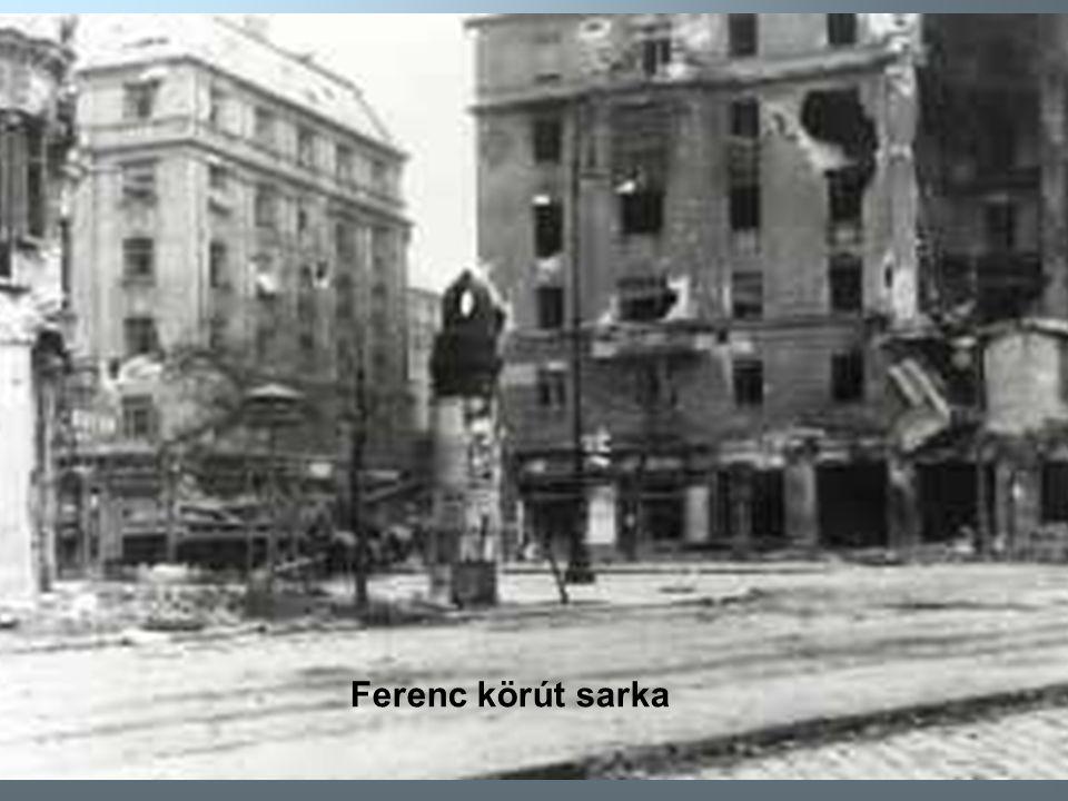Ferenc körút sarka Ferenc körút sarka