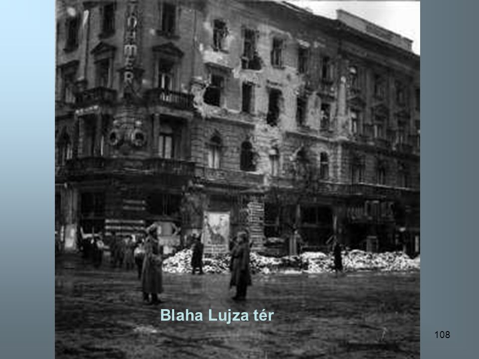 Blaha Lujza tér Blaha Lujza tér
