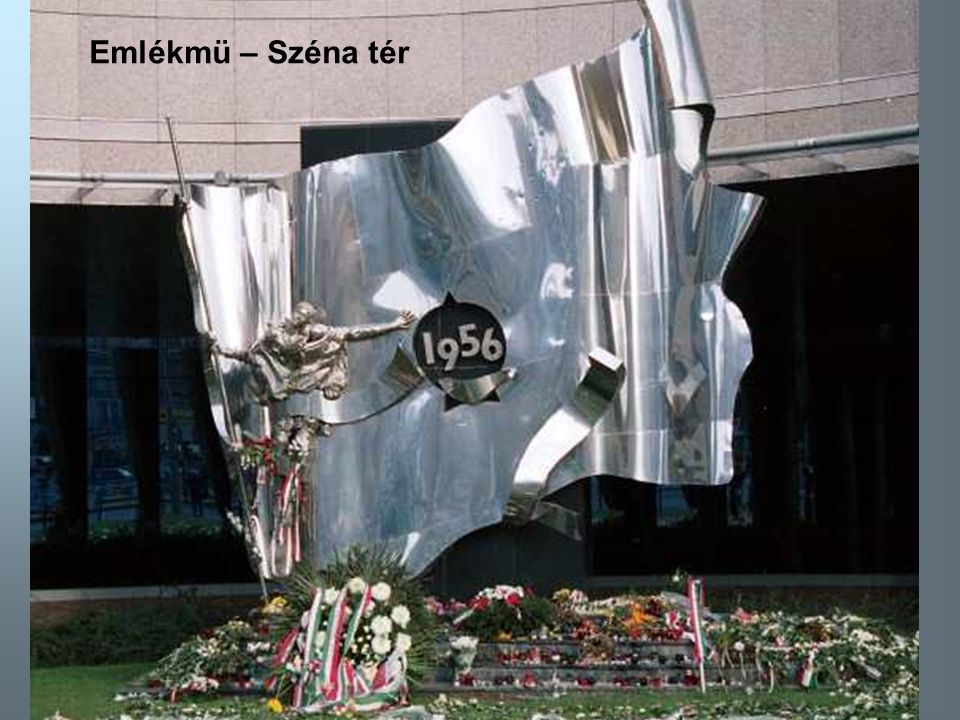 Emlékmü – Széna tér Emlékmü – Széna tér