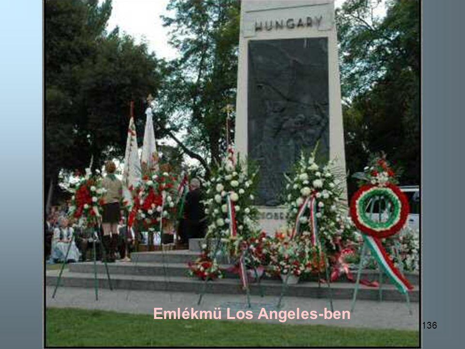 Emlékmü Los Angeles-ben