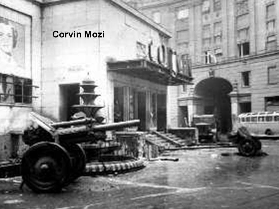 Corvin Mozi Korvin Mozi