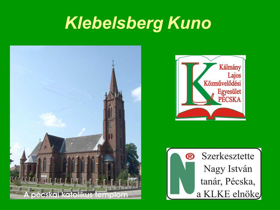 Klebelsberg Kuno