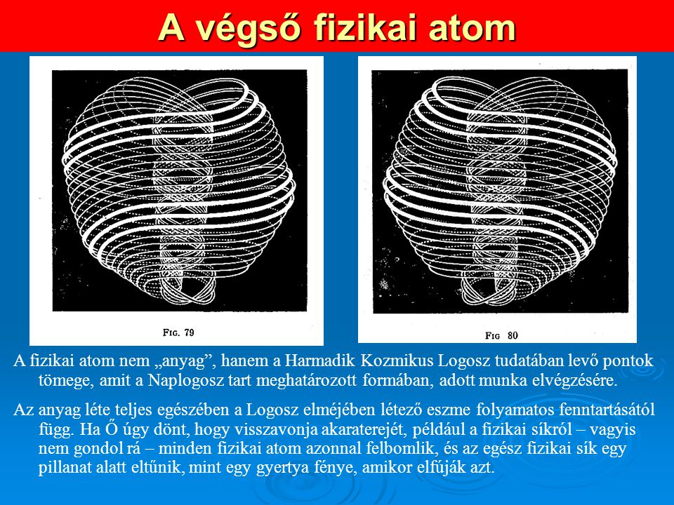 A végső fizikai atom