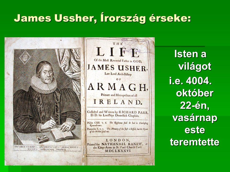 James Ussher, Írország érseke: