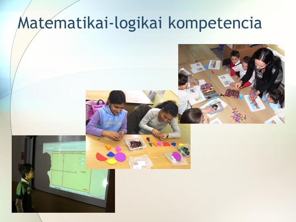 Matematikai-logikai kompetencia