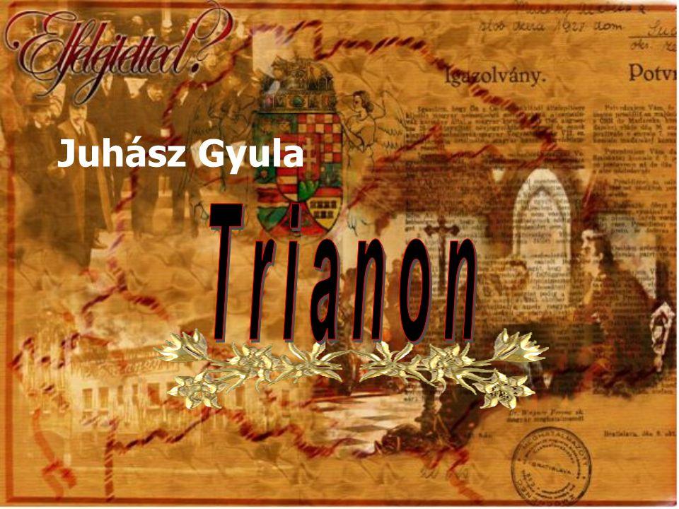 Juhász Gyula Trianon 1