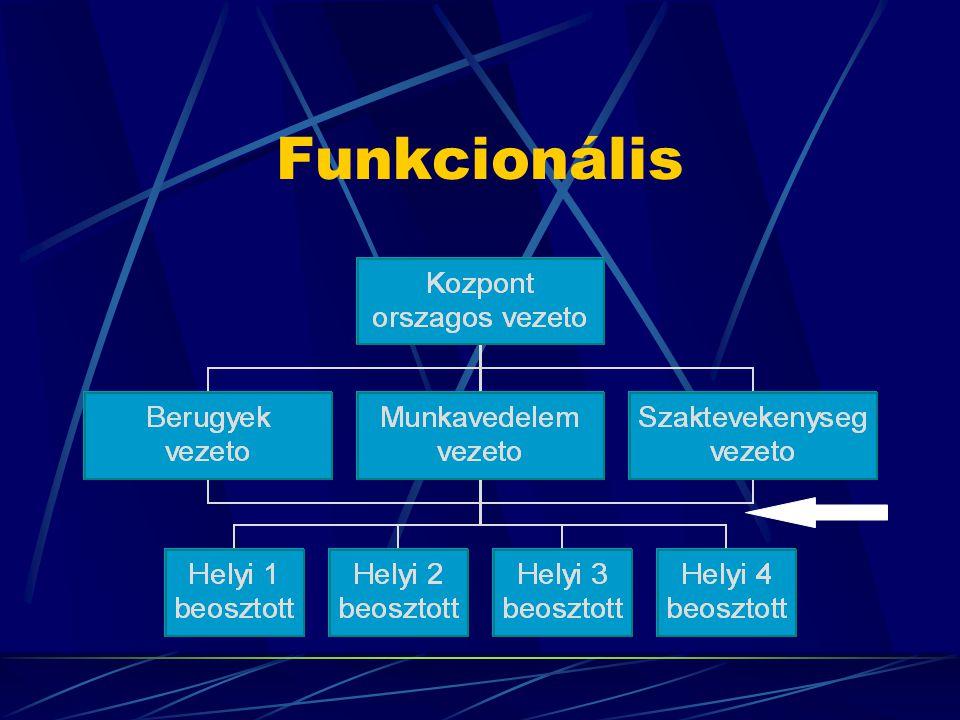 Funkcionális