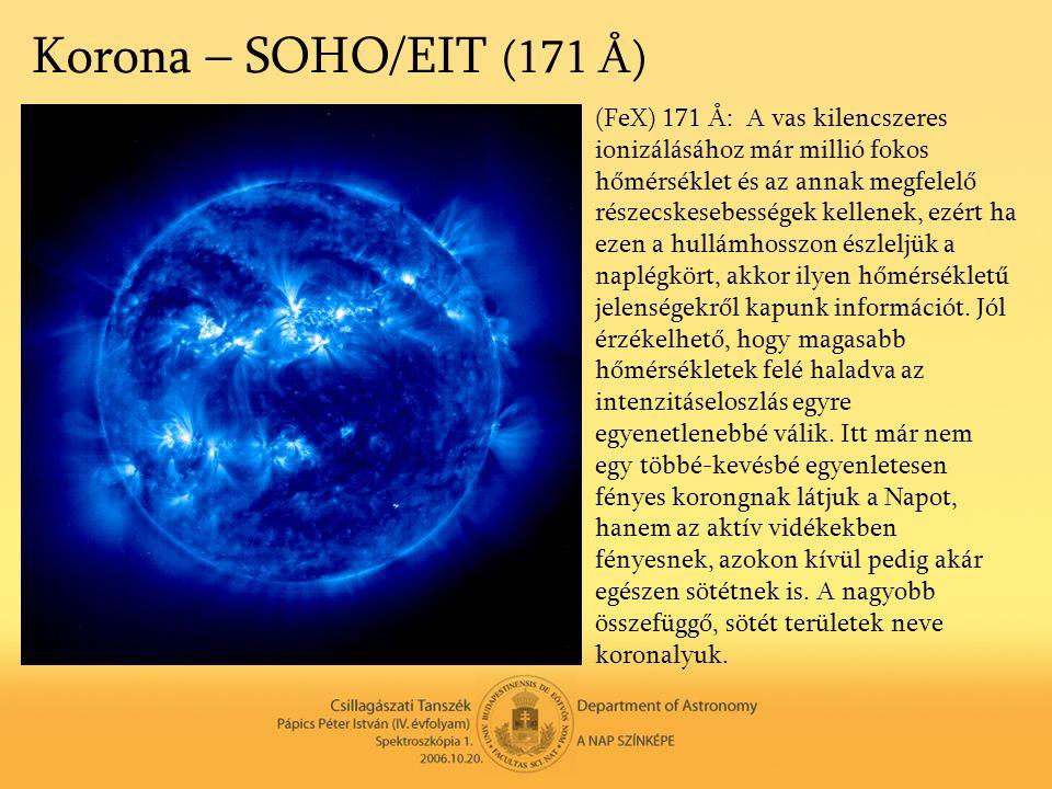 Korona – SOHO/EIT (171 Å)