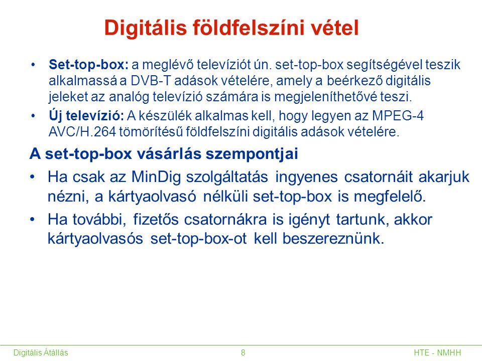 Digitális földfelszíni vétel