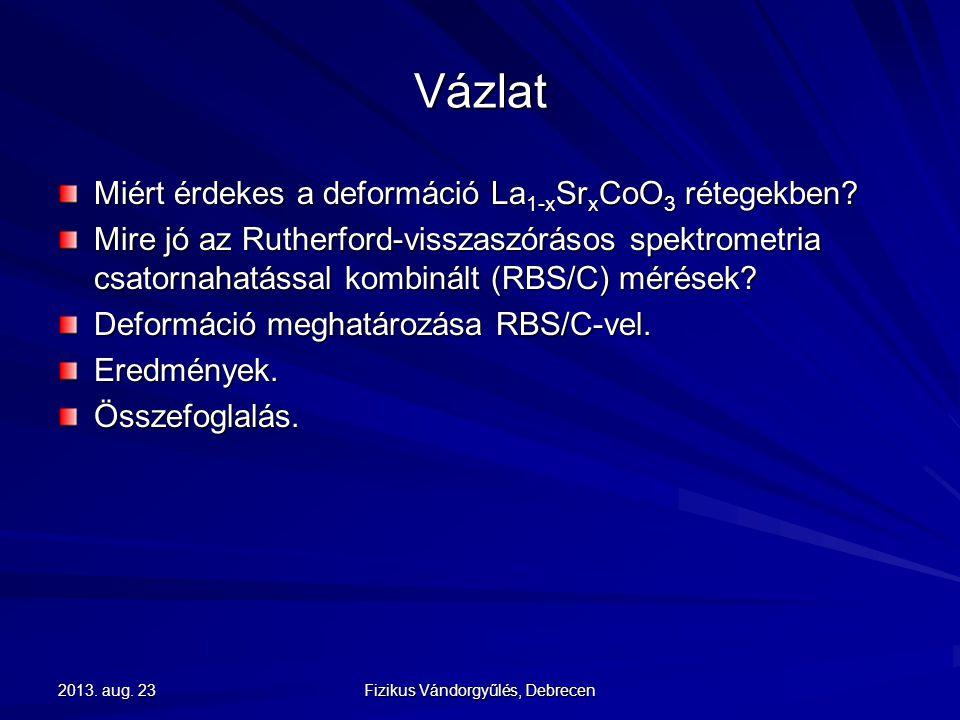 Fizikus Vándorgyűlés, Debrecen