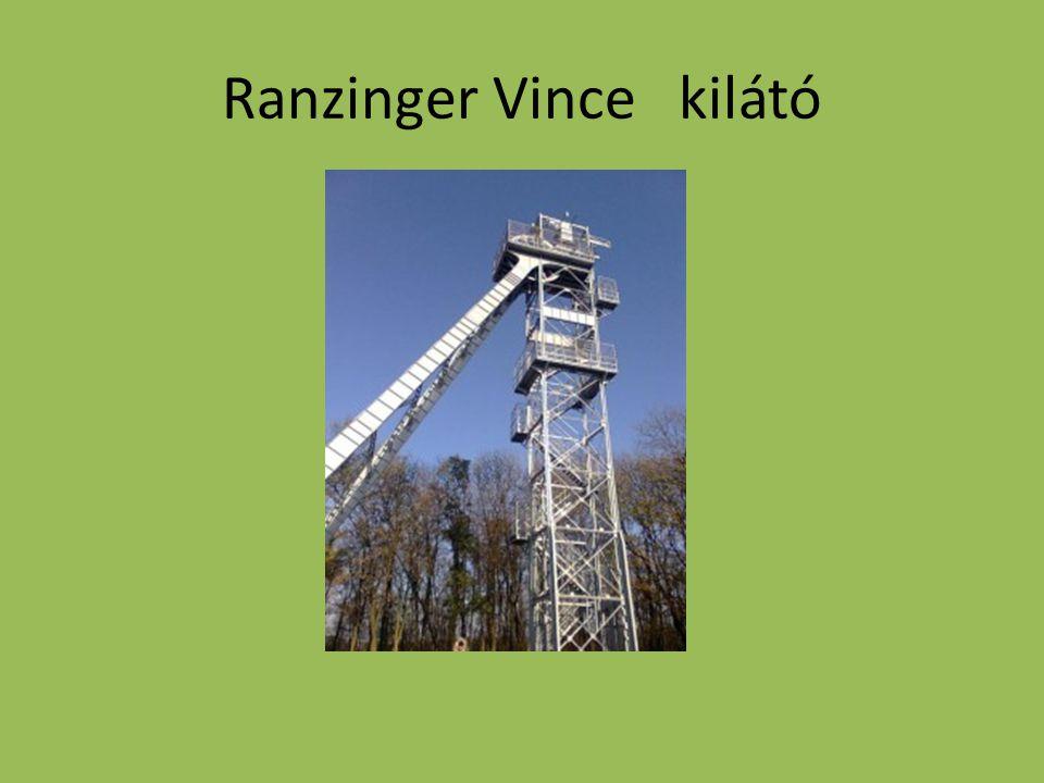 Ranzinger Vince kilátó