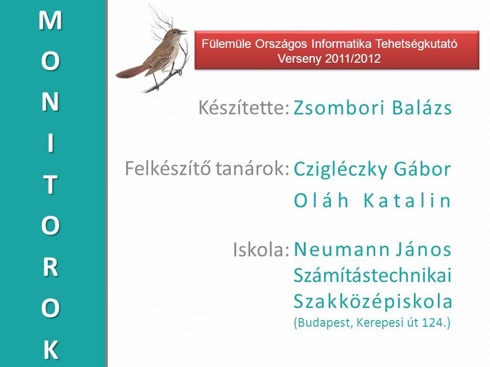 Fülemüle Országos Informatika Tehetségkutató Verseny 2011/2012