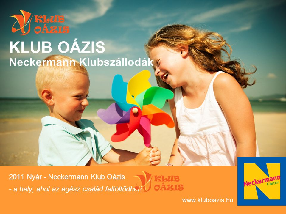 KLUB OÁZIS Neckermann Klubszállodák