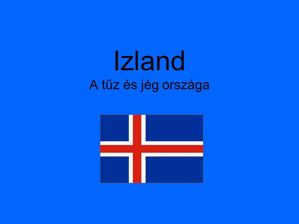 Izland A tűz és jég országa