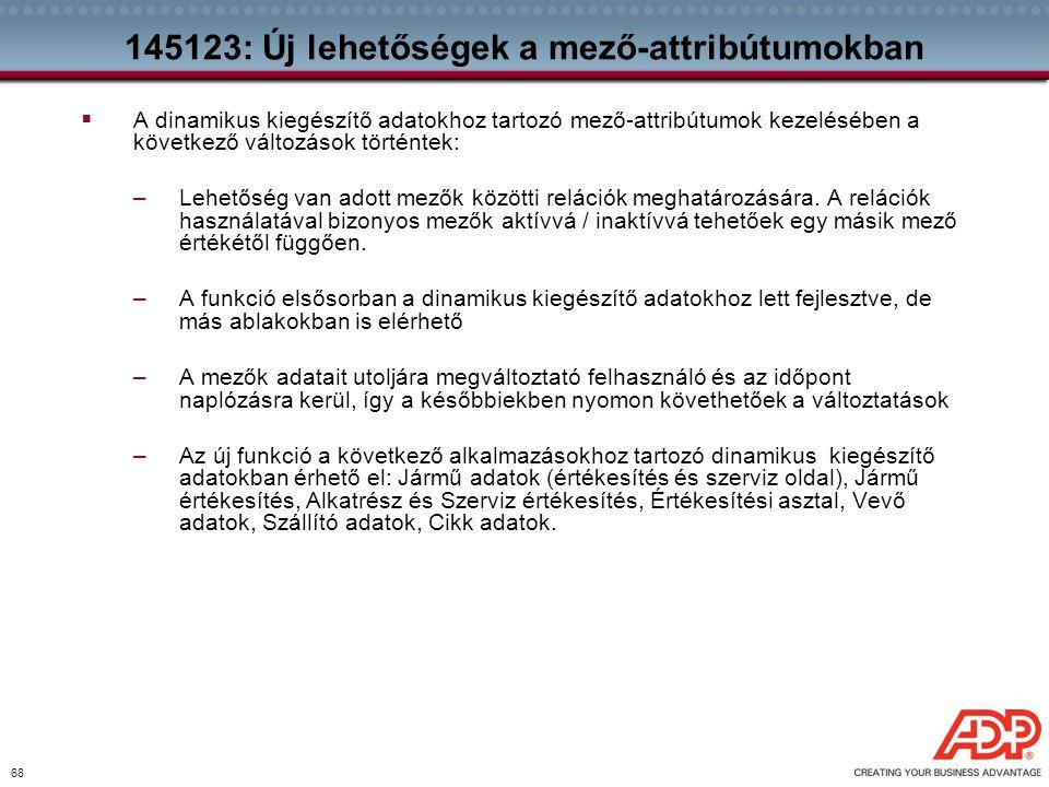 145123: Új lehetőségek a mező-attribútumokban