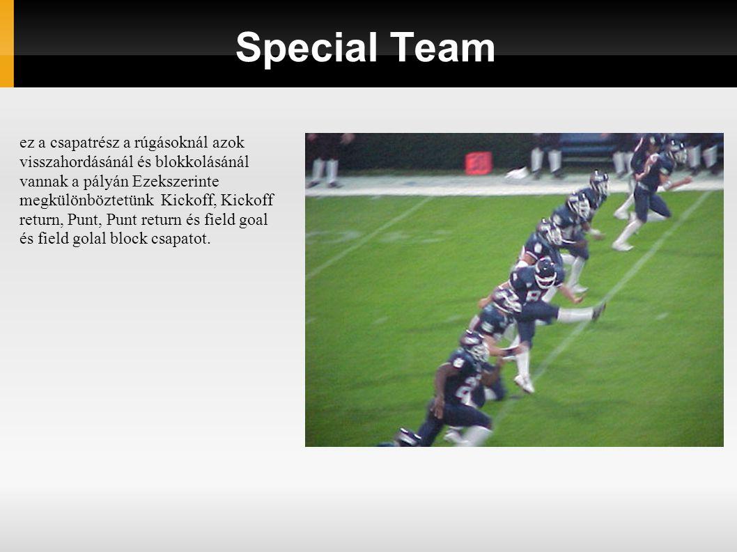 Special Team