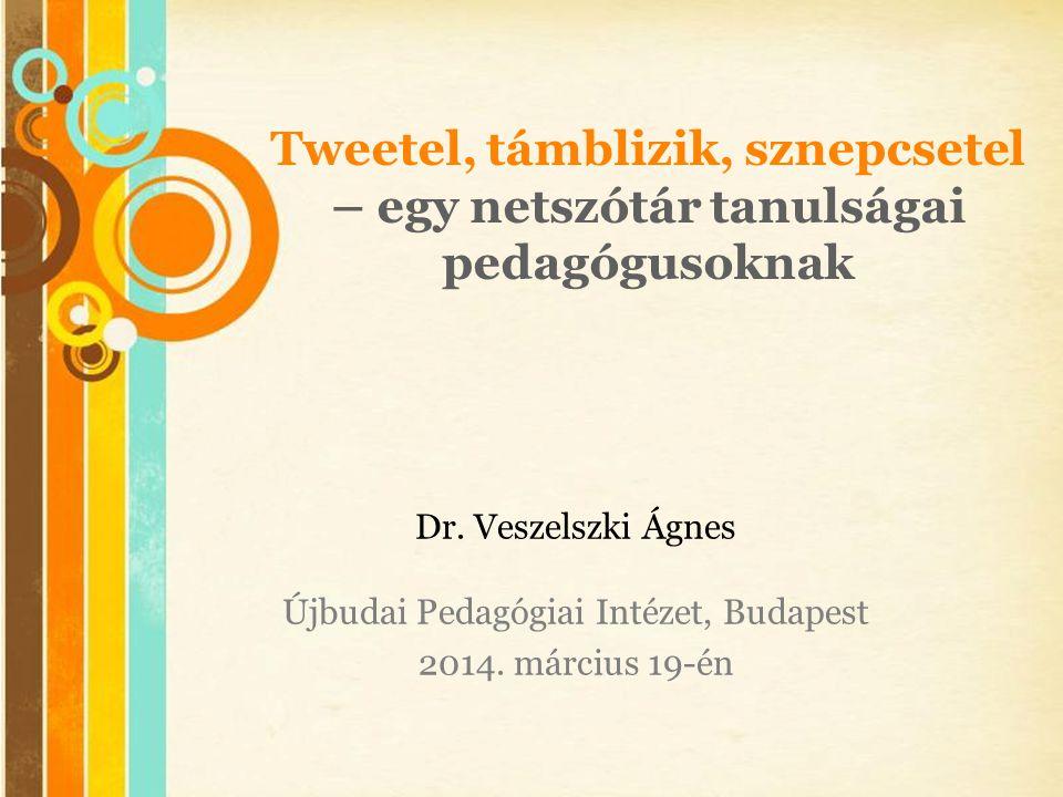 Újbudai Pedagógiai Intézet, Budapest