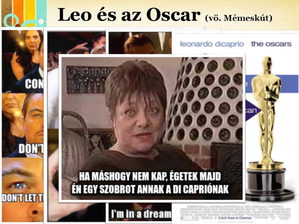 Leo és az Oscar (vö. Mémeskút)