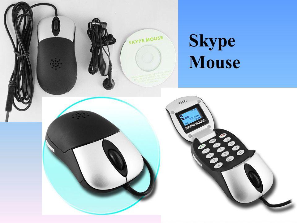 Skype Mouse Forrás: