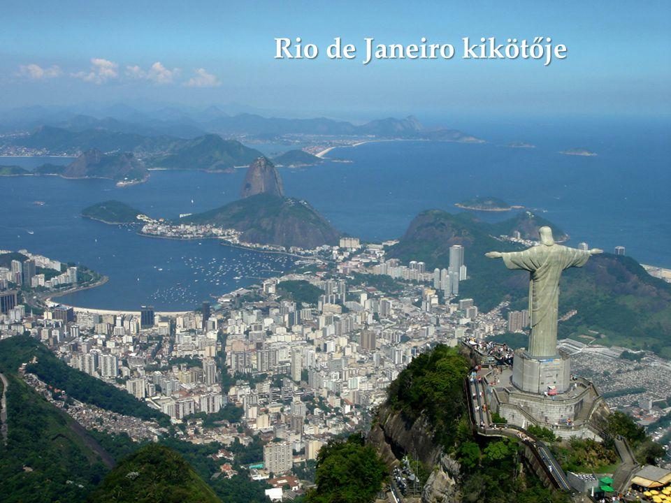 Rio de Janeiro kikötője