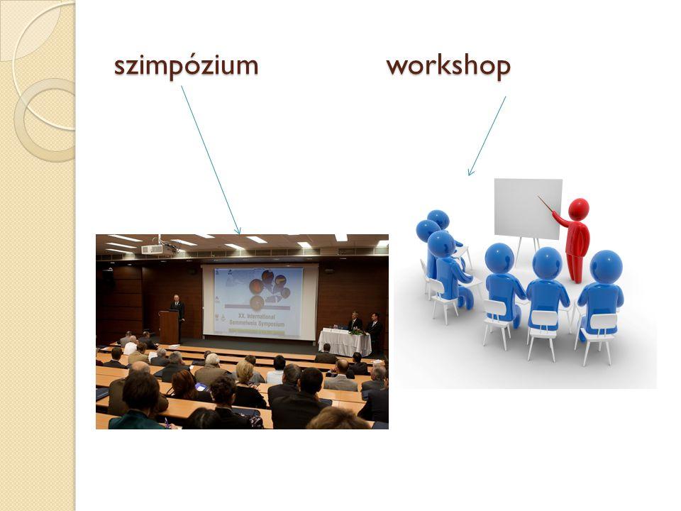 szimpózium workshop hj