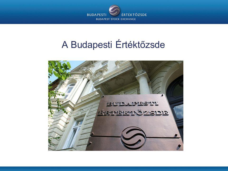 A Budapesti Értéktőzsde