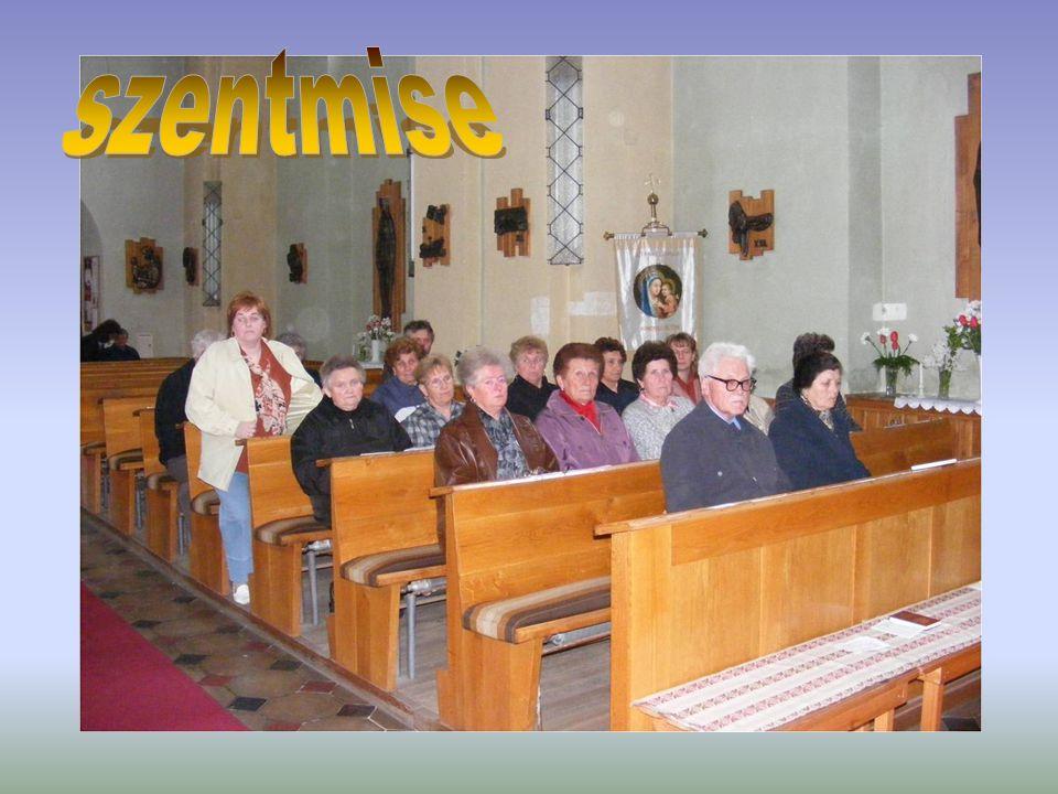 szentmise