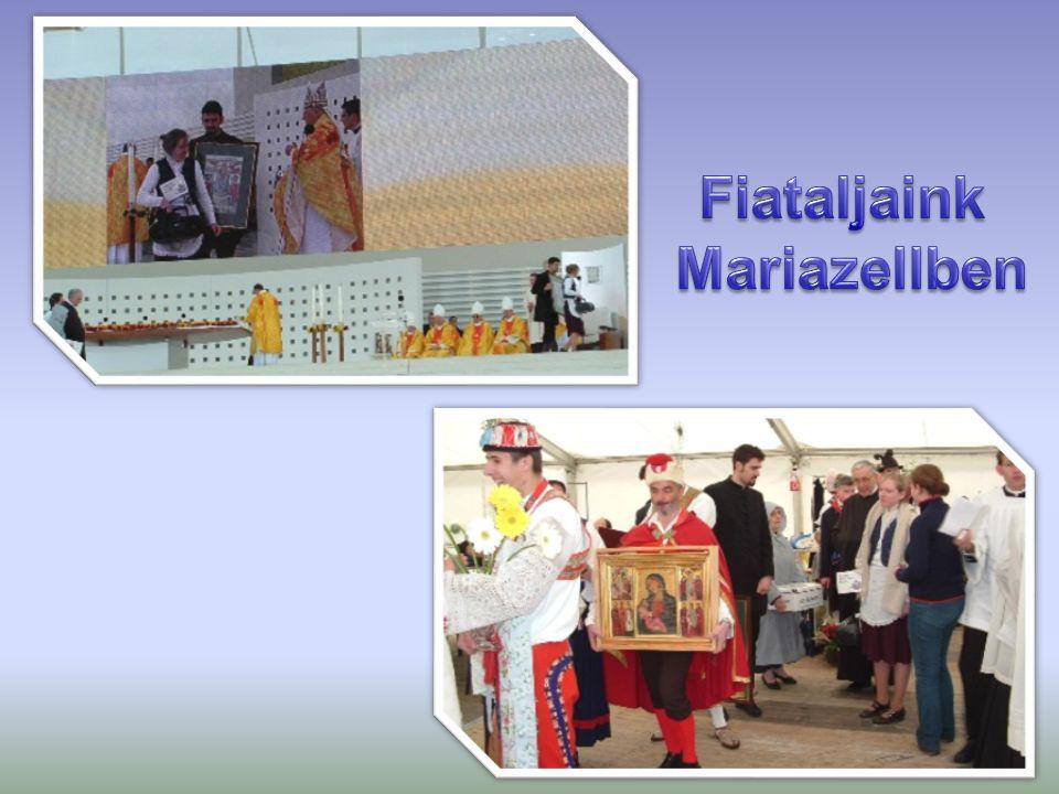 Fiataljaink Mariazellben
