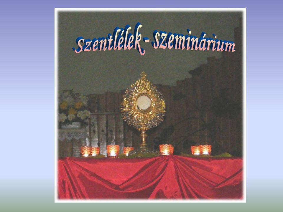 Szentlélek - szeminárium