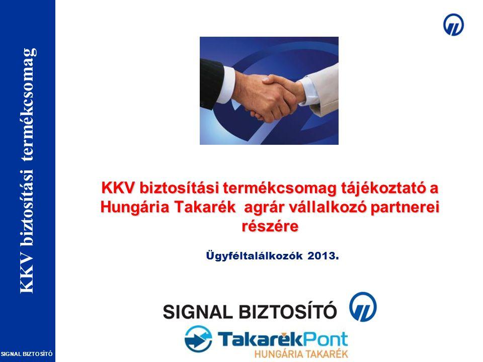 KKV biztosítási termékcsomag