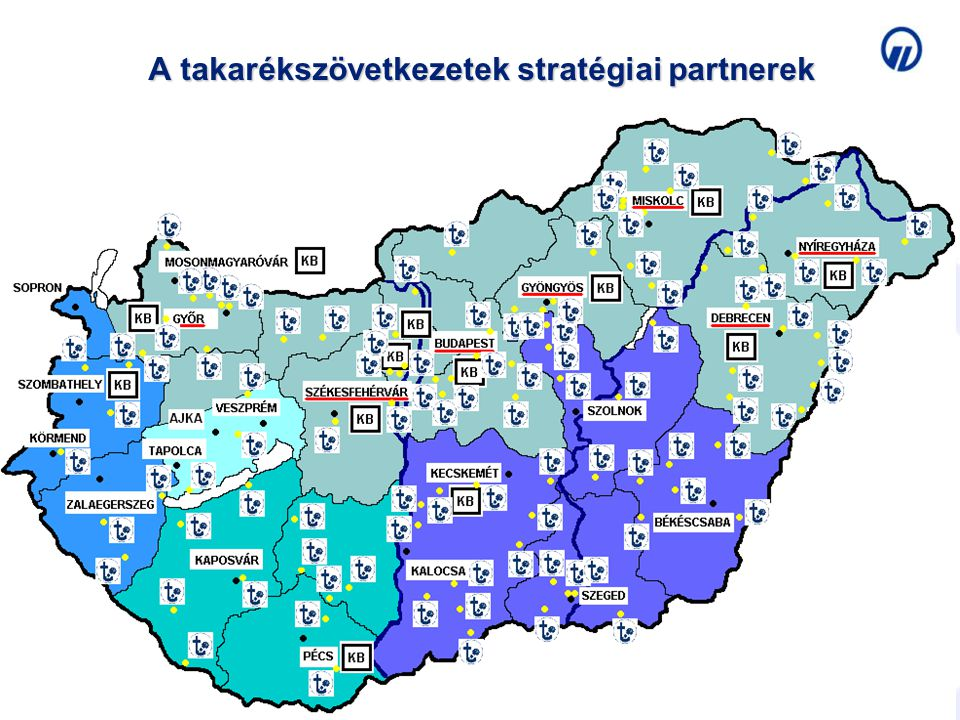 A takarékszövetkezetek stratégiai partnerek