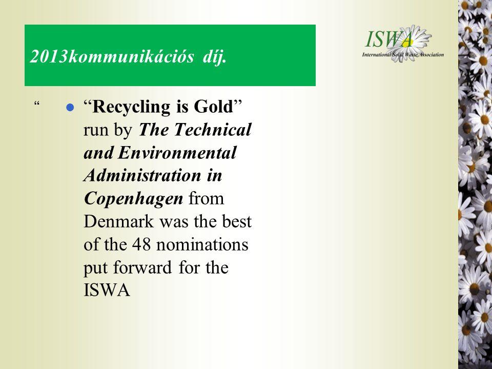 2013kommunikációs díj.