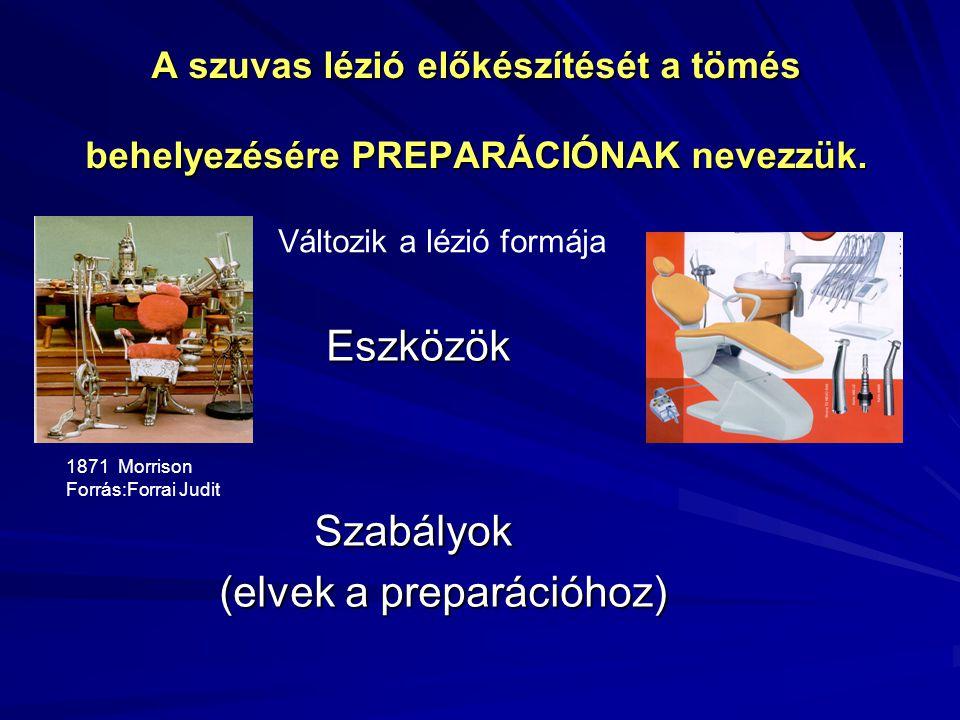 (elvek a preparációhoz)