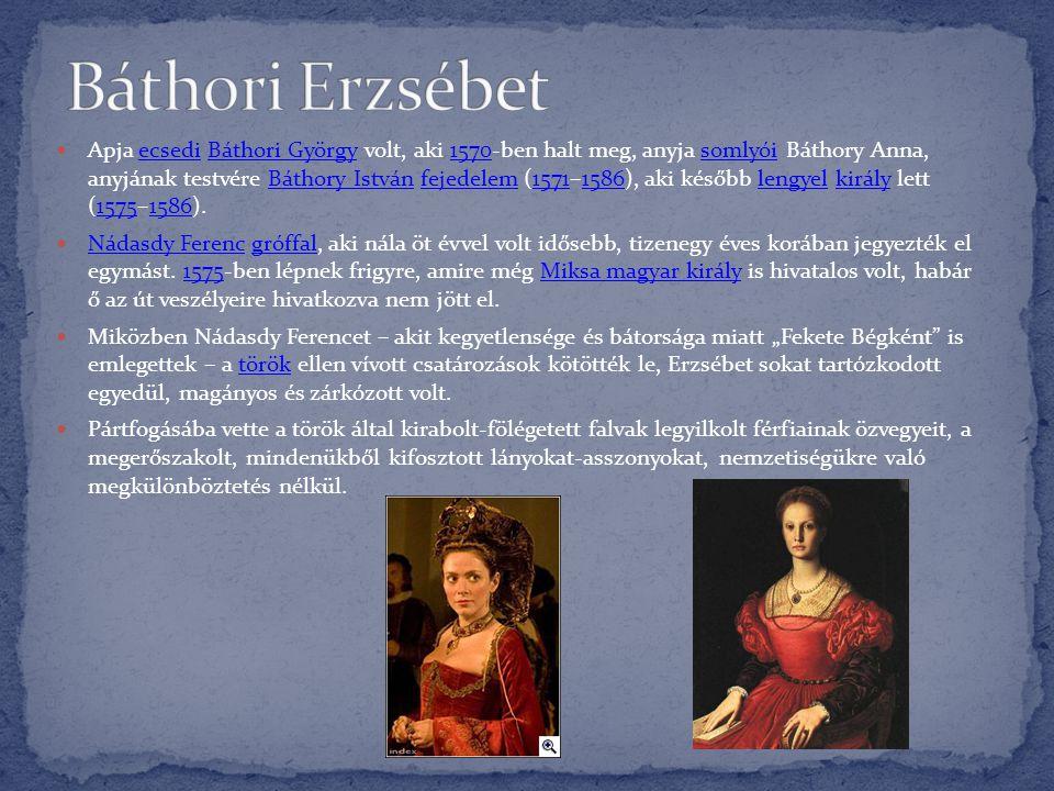 Báthori Erzsébet