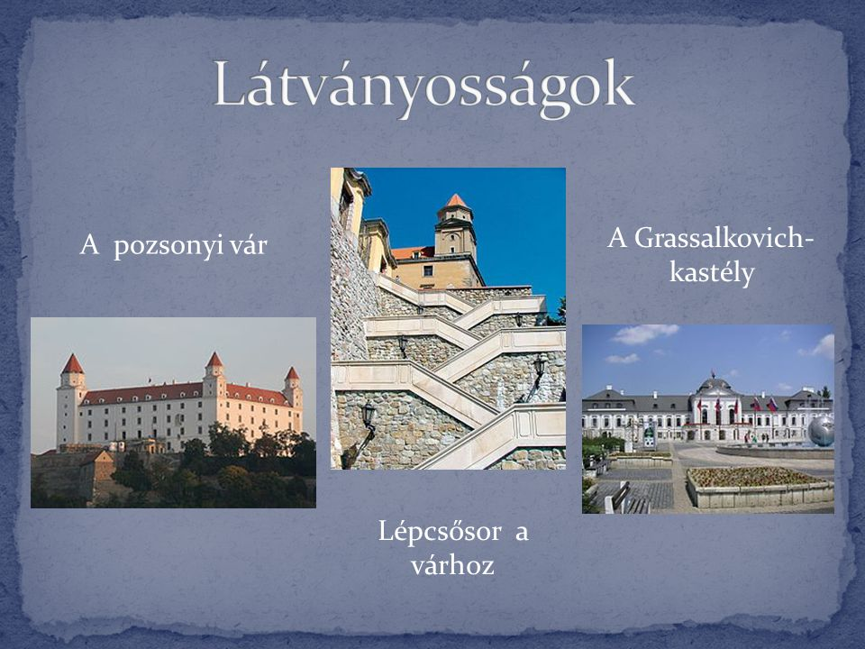 A Grassalkovich-kastély