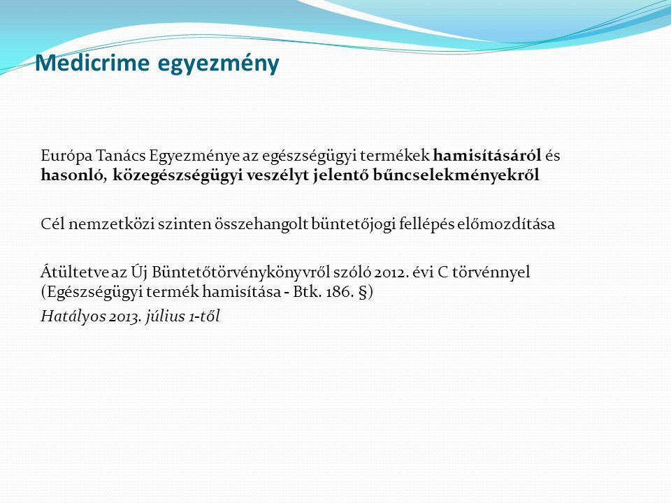 Medicrime egyezmény