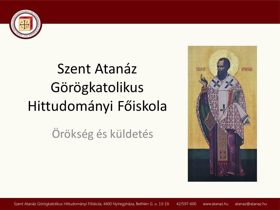 Szent Atanáz Görögkatolikus Hittudományi Főiskola