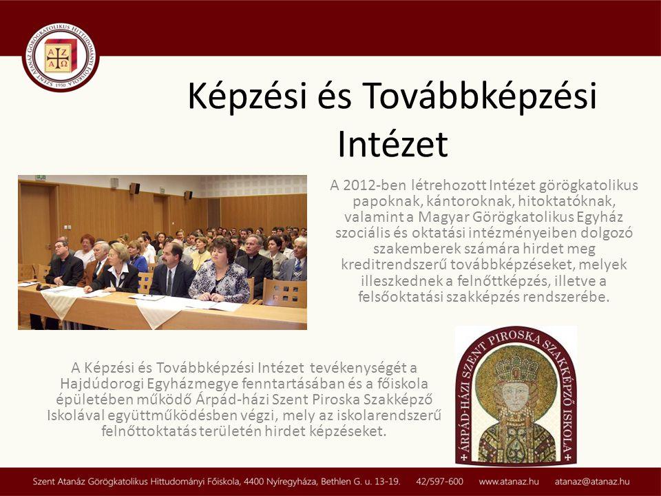 Képzési és Továbbképzési Intézet
