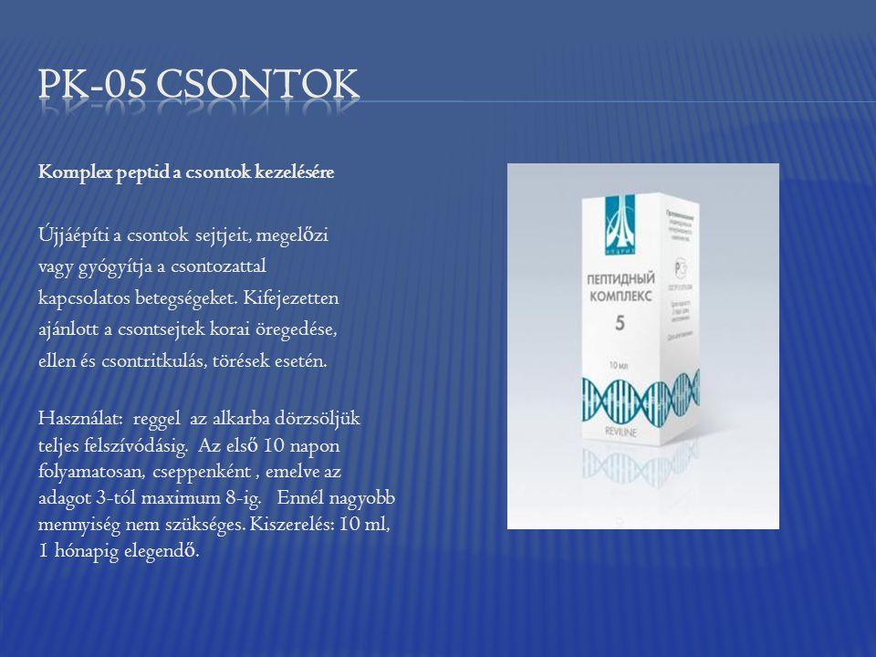 PK-05 CSONTOK