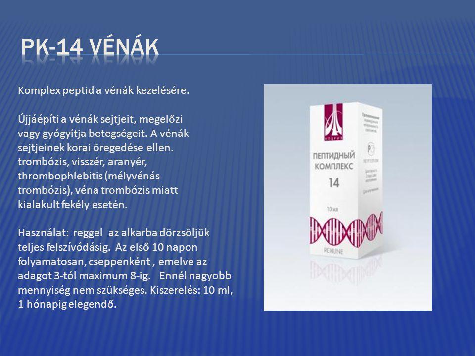 PK-14 Vénák